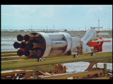 Fastest Rocket Sled in the World: The U.S. Air Force Railroad