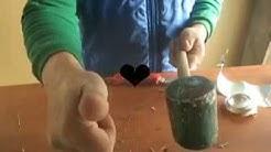 reciclar  plástico y hacer un martillo o mazo video No 12