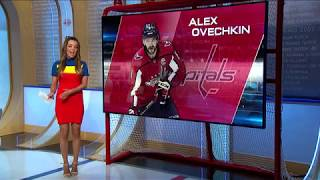 NHL Tonight:  Ovechkin`s Legacy:  Where does Ovechkin rank among the greatest?    Jul 13,  2018