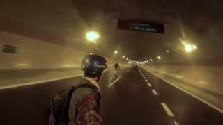 Donwhill Tunelem Blanka