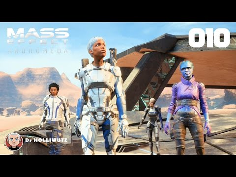 Mass Effect: Andromeda #010 - Weltenformer [PS4] Let's play Mass Effect