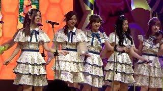 [Fancam] BNK48 - Kimi wa Melody | Oishi Honey Lemon x BNK48 | 25.10.18 @The Street รัชดา