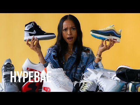 Karrueche Tran Rates the Sneakers You Love and Hate thumbnail
