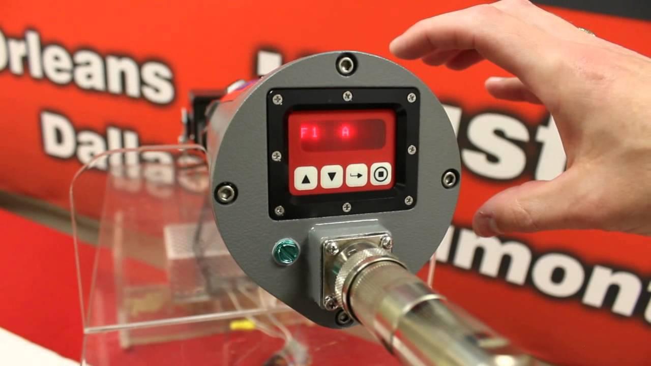 Setting Up A Fireye Insight Scanner