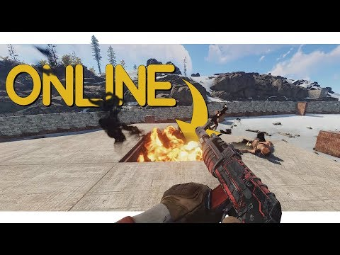 Rust - Online RAIDING My Salty OFFLINE Raider! thumbnail