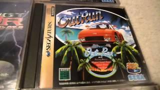 Sega Saturn - Import Game Collection @ Sept 2013