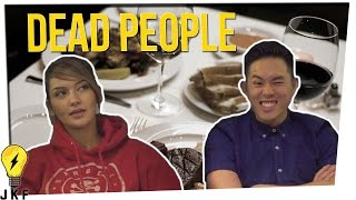 Lunch With a Dead Person? ft. Gina Darling