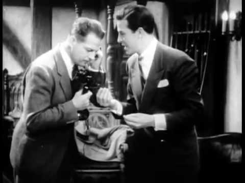Bulldog Drummond Escapes 1937 RAY MILLAND