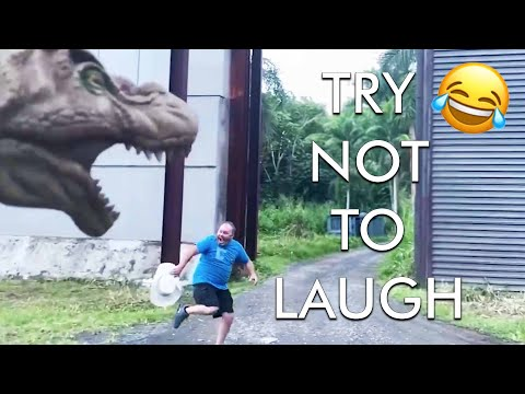 [2 HOUR] Try Not to Laugh Challenge! Funny Fails 😂 | Fails of the Week | Funniest Moments | AFV