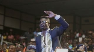 Shatta Wale - Performance @ 4Syte TV Music Video Awards '15   Ghana Music