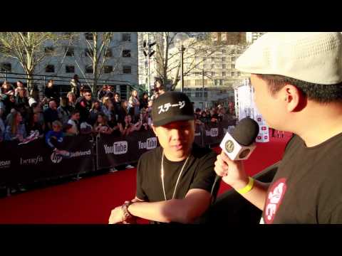 Timothy DeLaGhetto Interview: YouTube FanFest 2015