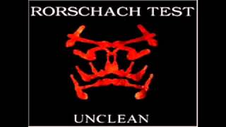 Rorschach Test - 1998 - Unclean - 04 - Cripple Touch