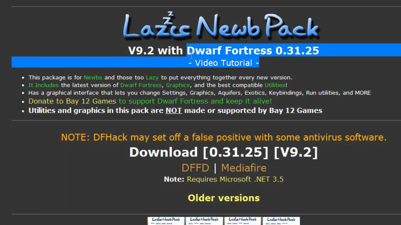 how to add a graphics pack to lazy newb pack