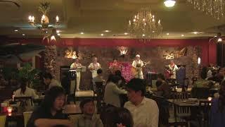 2018年6月16日 ハワイレストランHANAUMA(つくば市) 演奏:田園バンドP...