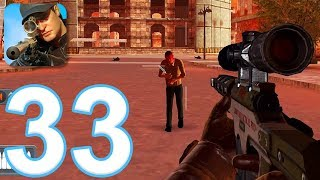 Sniper 3D Assassin: Shoot to Kill - Gameplay Walkthrough Part 33 - Region 11 Completed