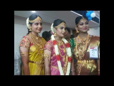 Traditional Bridal Makeup by Royal Beauty Parlour Madurai