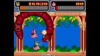 Wonder Boy III: Monster Lair arcade 2 player Netplay 60fps