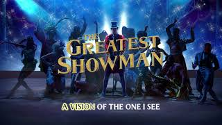 The Greatest Showman Cast - A Million Dreams (Reprise) [Instrumental] (Official Lyric Video)
