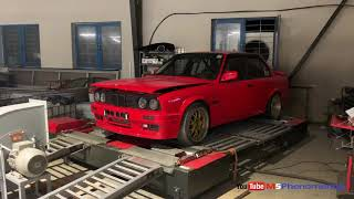 BMW E30 M50 TURBO 780HP