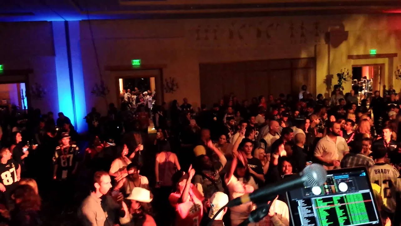New England Patriots Superbowl After Party DJ Ross Rosco