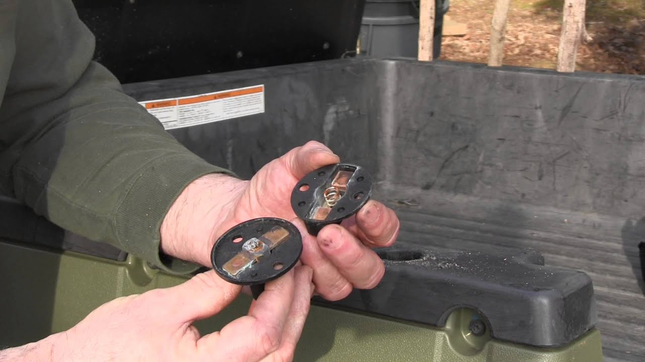 how to install a battery isolator in a polaris ranger [ 1280 x 720 Pixel ]
