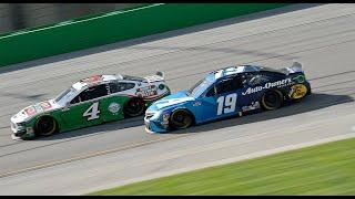 Martin Truex Jr. explains apology to Kevin Harvick at Kentucky Speedway | NASCAR Cup Series
