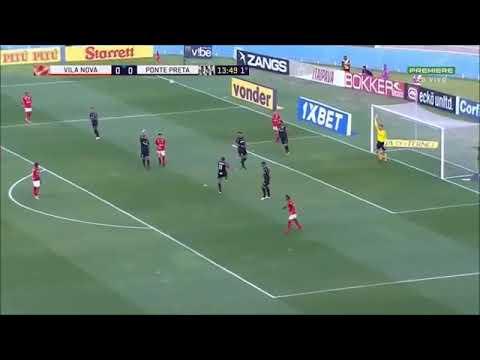 Vila Nova 0 x 0 Ponte Preta Melhores Momentos Brasileirão Série B 2018