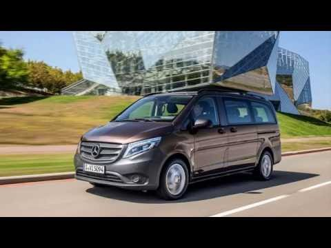 mercedes vito tourer 116 cdi 2017 youtube. Black Bedroom Furniture Sets. Home Design Ideas