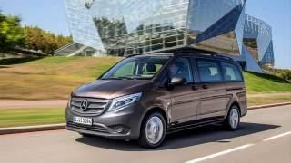 Mercedes Vito Tourer 116 CDI 2017