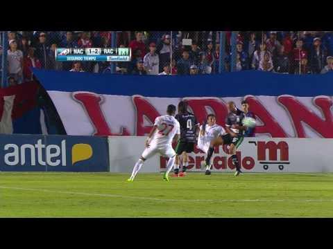 Apertura - Fecha 6 - Nacional 3:2 Racing