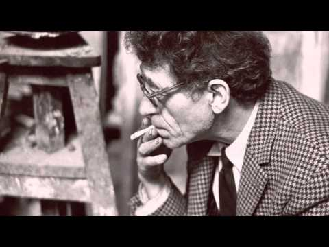 Alberto Giacometti's Portrait of James Lord