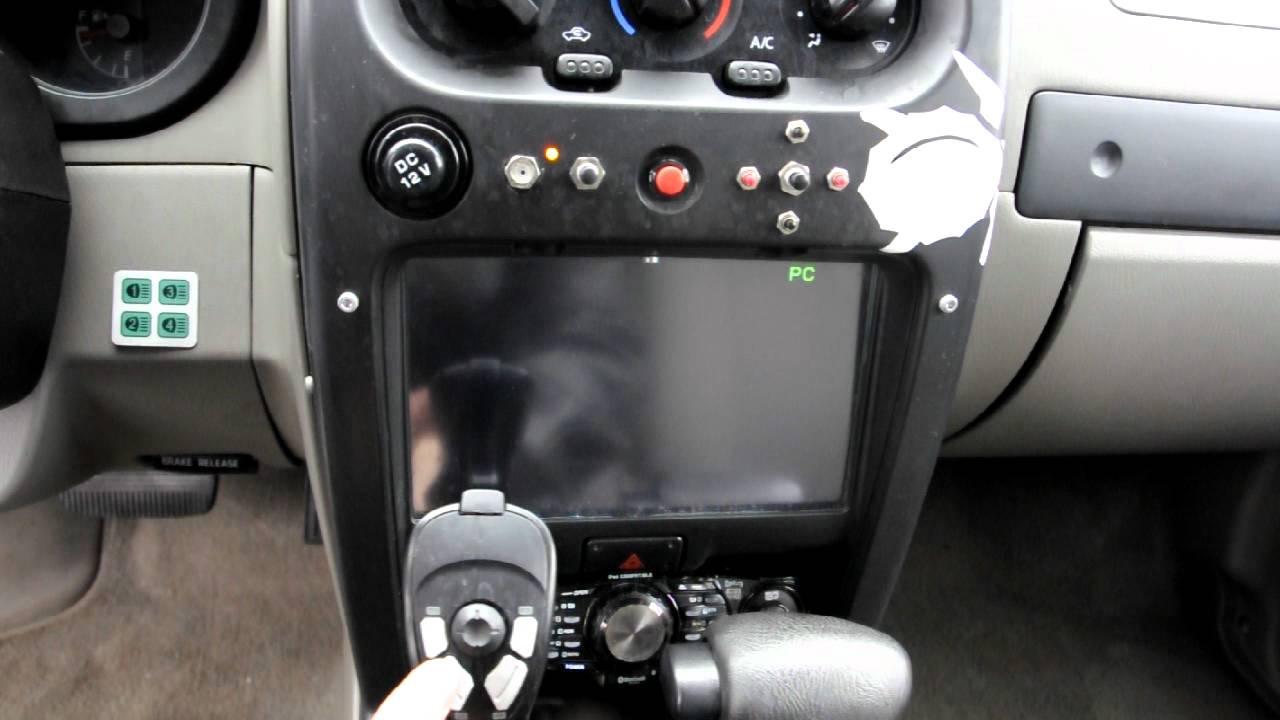 2002 Nissan Xterra Youtube