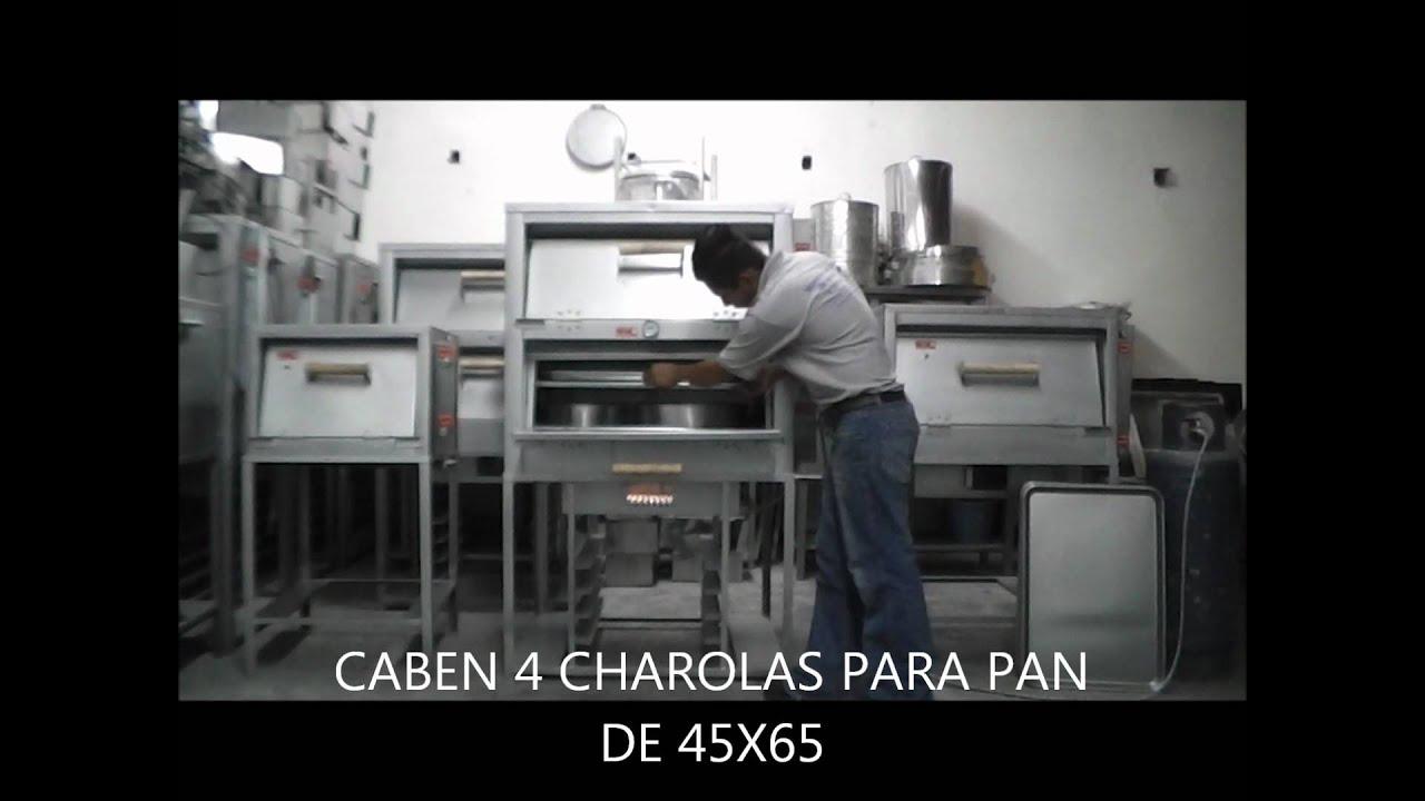 Horno de 4 charolas youtube for Horno pizza segunda mano
