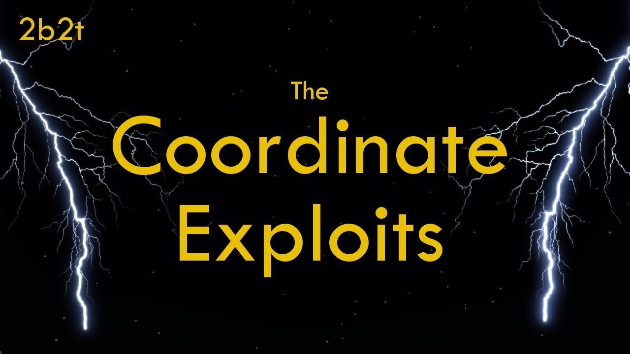 2b2t History - The Coordinate Exploits