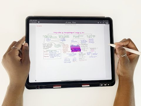 How I Use PDF Expert 6: Creating Hyperlinks On Your IPad Pro| Paperless  Student