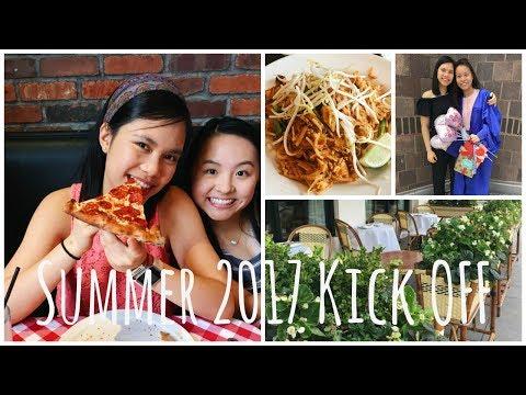 The Beginning of Something Beautiful | Summer Kick off Vlog