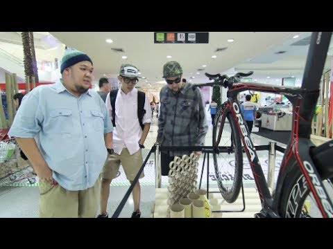 WILD RIDE : THE MALL INTER BICYCLE SHOW 2013