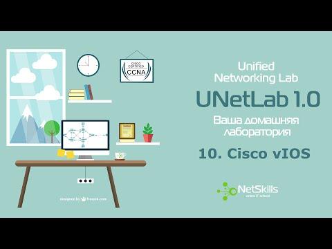 Install Cisco vIOS in Eve-NG by Zufar Dhiyaulhaq