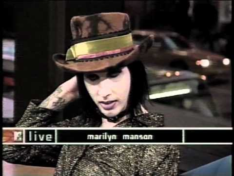 Marilyn Manson Interview from 1998
