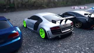 Drifting Cars 2018   RC Sweden 08