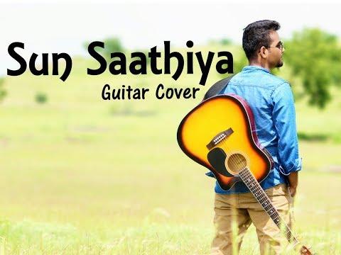 Sun Saathiya   ABCD 2   Guitar Instrumental Cover