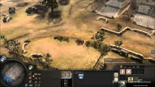 Company of Heroes: Opposing Fronts Gameplay PC HD