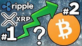 Ripple and XRP To #1? XRP vs Bitcoin!! Banks vs. The People $XRP $BTC