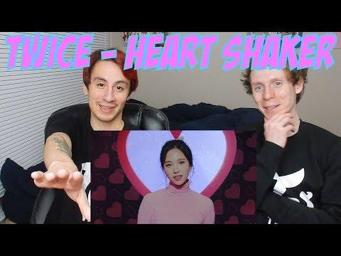 TWICE - HEART SHAKER [REACTION]