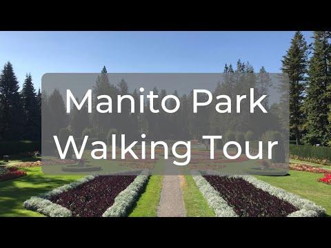 Manito Park Spokane Walking Tour - Living In Spokane