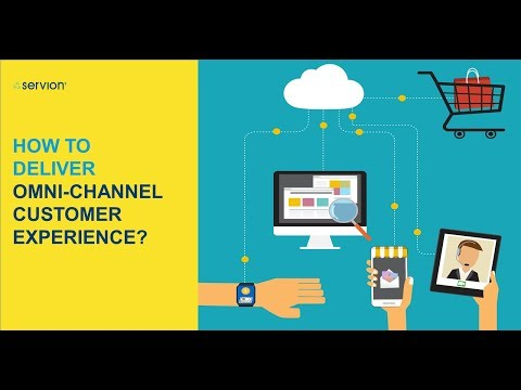 How to deliver omni-channel customer experience