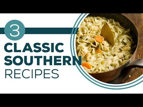 Paula Deen's Comfort Food - Full Episode Fridays