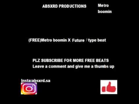 (FREE)Metro Boomin X Future type beat