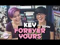 KEY (키) - FOREVER YOURS (FEAT. SOYOU (소유)) ★ MV REACTION