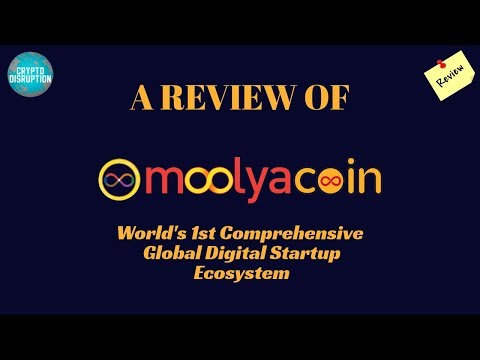 Moolyacoin ICO Review - Live Global Digital Startup Ecosystem